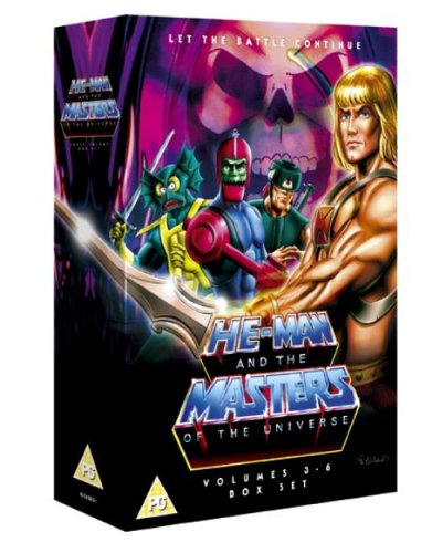 He-Man And The Masters Of The Universe: Volumes 4-6