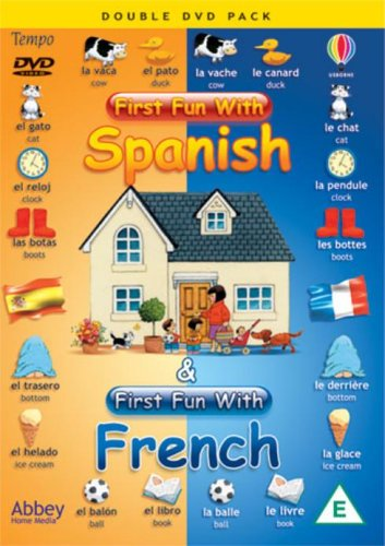 First Fun With Spanish / First Fun With French