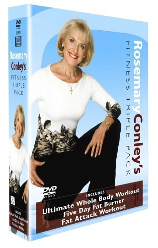 Rosemary Conley - Rosemary Conley - Fitness Triple Pack