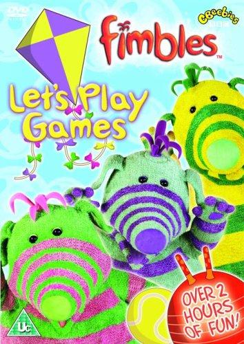 Fimbles - Fimbles - Let's Play Games