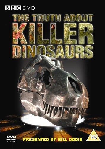 The-Truth-About-Killer-Dinosaurs-DVD-2005-CD-9GVG-FREE-Shipping