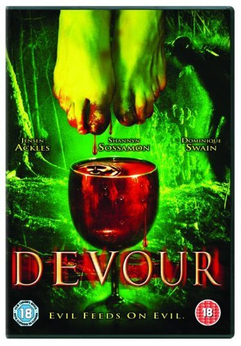 Devour-DVD-2005-CD-FAVG-FREE-Shipping