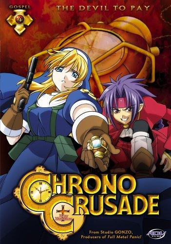 Chrono Crusade Vol.4