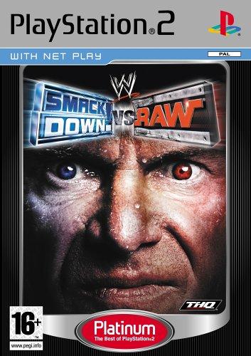 Wwe - Smackdown Vs Raw - WWE Smackdown vs Raw (PS2)