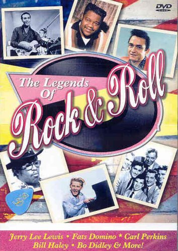 Legends of Rock & Roll (Region 1) NEW Music DVD