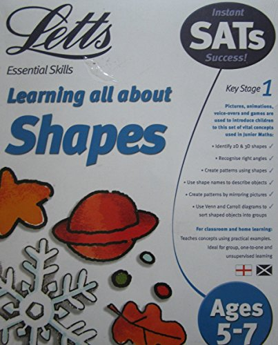 Letts - Learning All About Shapes