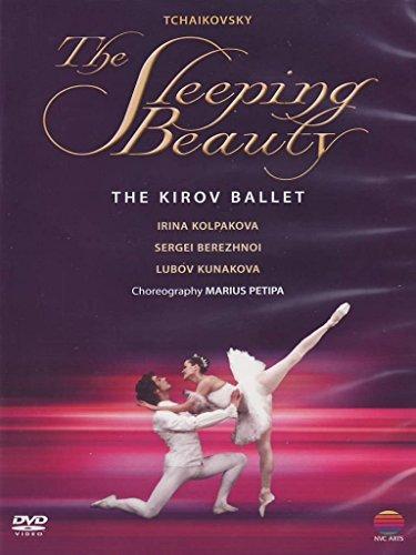 Tchaikovsky - The Sleeping Beauty (Petipa: The Kirov Ballet)  (1983) (EU Import)