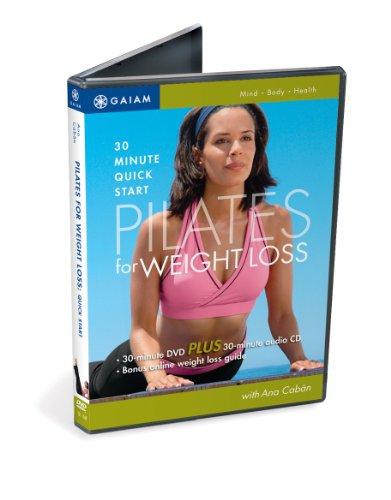 Caban, Ana - Quick Start Pilates-Weight Los