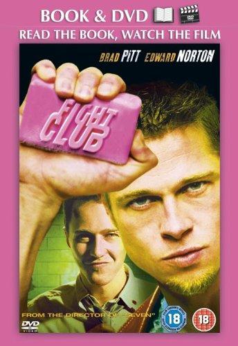 Fight Club - Book & DVD(1999)