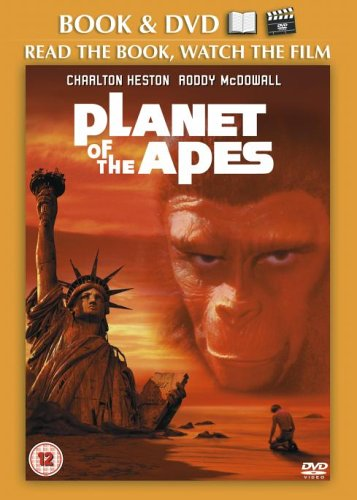 Planet Of The Apes - Book & DVD