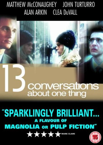 13-Conversations-One-Thing-DVD-CD-I6VG-FREE-Shipping