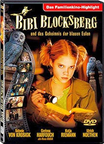 DVD BIBI BLOCKSBERG DAS GEHEIMNIS DER BL