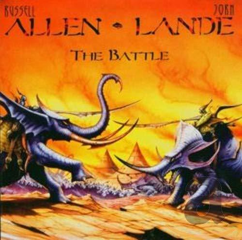 Jorn Lande - The Battle By Jorn Lande
