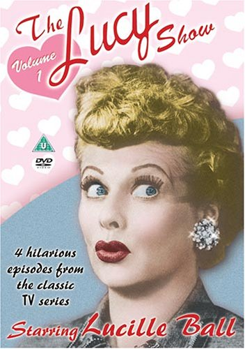 The-Lucy-Show-Vol-1-DVD-CD-OEVG-FREE-Shipping
