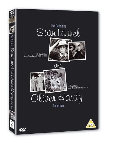 Laurel And Hardy: The Definitive Collection