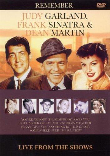 Judy Garland, Frank Sinatra & Dean Martin - Remember