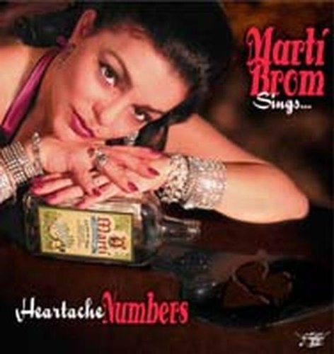 Marti Brom - Heartache Numbers By Marti Brom