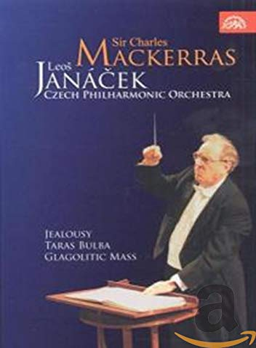 Charles Mackerras Conducts Janacek In Concert