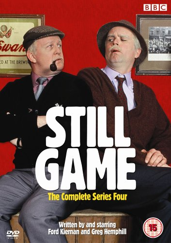 Still Game : The Complete Series 4