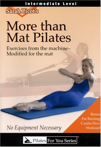 More Than Mat Pilates - More Than Mat Pilates - Intermediate