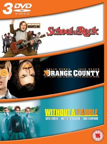 School of Rock/Orange County/Without a Paddle