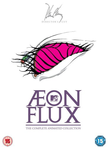 Aeon Flux - The Complete Series