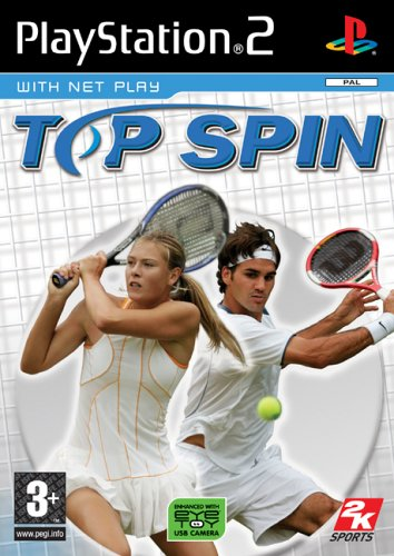 Top Spin (PS2)