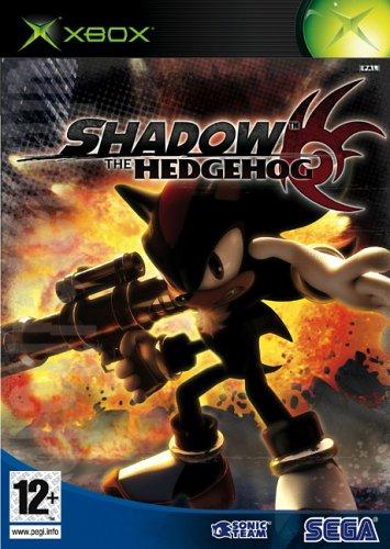Shadow the Hedgehog (Xbox)