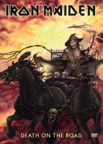 Iron Maiden - Iron Maiden - Death On The Road (Three Discs) (DVD)