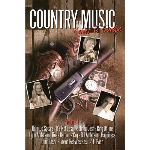 DELETED-COUNTRY MUSIC - 1 - Various Artists - Country Music Comes to Europe Vol. 1