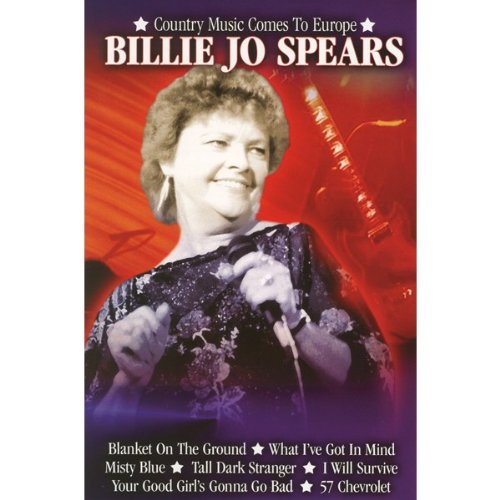 DELETED-SPEARS,BILLE JO - Billie Jo Spears - Country Music Comes to Europe