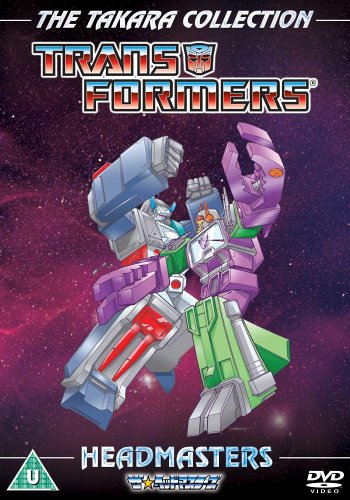 Transformers - Transformers: Takara Collection - Volume 1 - Headmasters