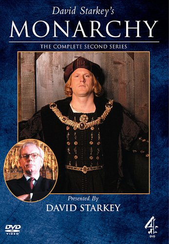 Monarchy - David Starkey's Monarchy - Series 2 (DVD)
