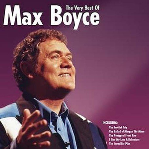 The Very Best Of By Max Boyce