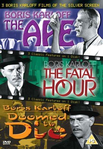 Boris Karloff - The Ape/Doomed To Die/The Fatal Hour