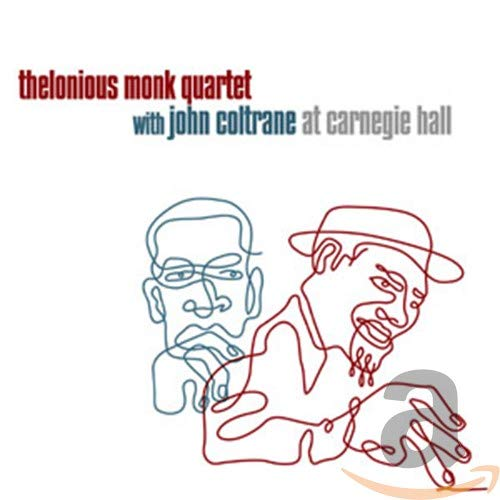 Thelonious Monk Quartet - At Carnegie Hall By Thelonious Monk Quartet
