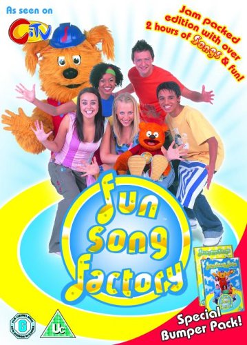 Fun-Song-Factory-Favourite-Songs-Farm-DVD-CD-9GVG-FREE-Shipping