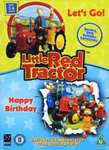 Little Red Tractor: Let's Go!/Happy Birthday