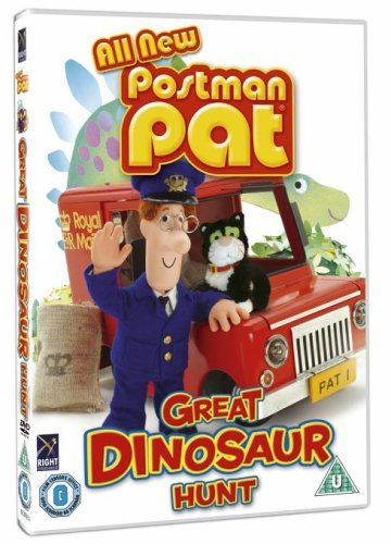 Postman Pat - Postman Pat: Postman Pat and the Great Dinosaur Hunt