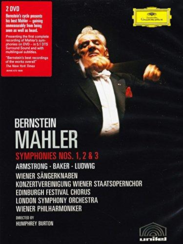 A. Mahler - Mahler: Symphony Nos.1, 2 And 3