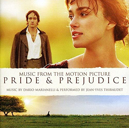 Pride and Prejudice (Marianelli) By Jean-Yves Thibaudet