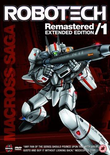 Robotech: Macross Saga, Vol. 1