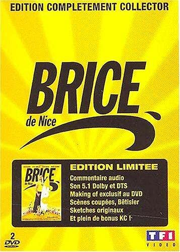 Brice de Nice - Édition Collector 2 DVD