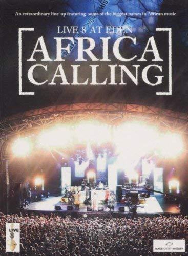 Various-Live-8-at-Eden-Africa-Calling-DVD-2005-Various-CD-GWVG
