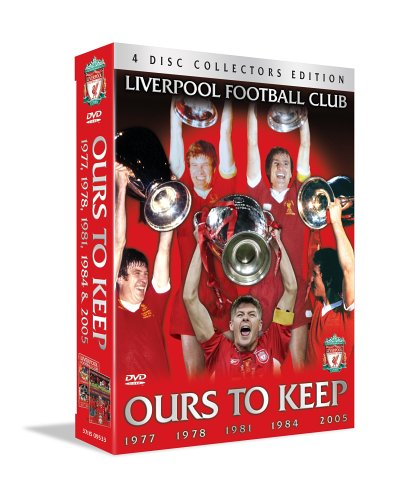 Liverpool Fc - Liverpool FC - Ours To Keep