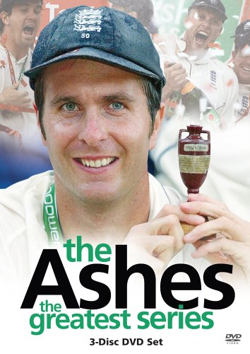 The Ashes 3 Disc Box Set - England V Australia 2005