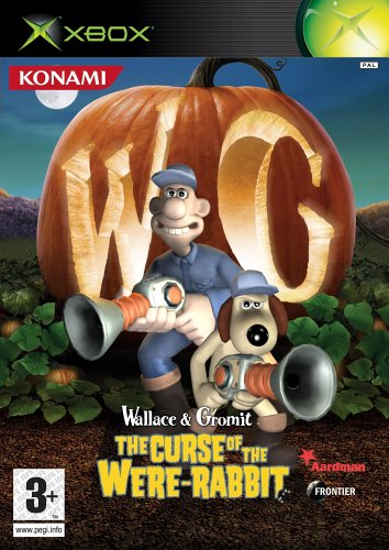 Wallace & Gromit: The Curse of the Were-Rabbit (Xbox)