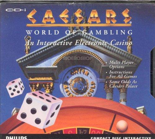 Caesars World of Gambling - Philips CDI - PAL