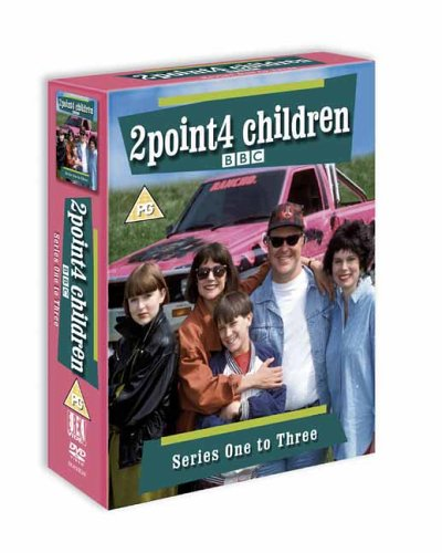 2 Point 4 Children: The Complete Series 1-3
