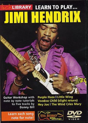 Learn To Play Jimi Hendrix